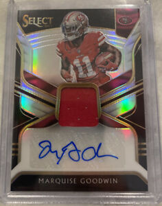 Marquise-Goodwin-2018-Panini-Select-Patch-Auto-Prizm-75