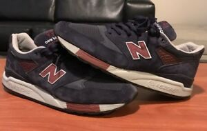 New-Balance-998-M998MB-Made-In-USA-Navy-Burgundy-Size-12-997-1500-Fieg-Concepts