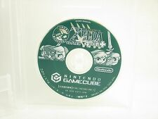 Game Cube THE LEGEND OF ZELDA Four Swords Disc Only Nintendo Japan Game gc
