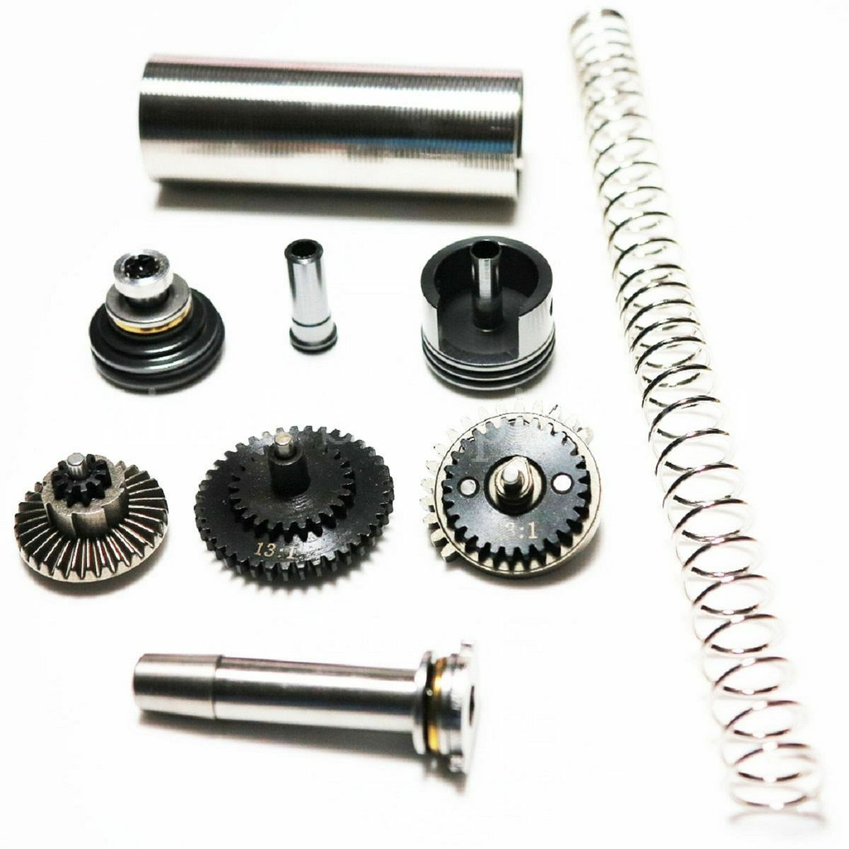 Airsoft Army Force M-Series Low Noise High Torque 13 1 Gear Tune-Up Set