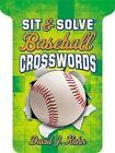 Baseball Crosswords by David J Kahn (Paperback / softback)