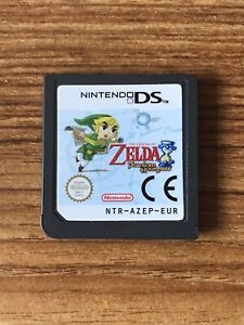 The Legend of Zelda: Phantom Hourglass (Nintendo DS) Patrone nur! Original!