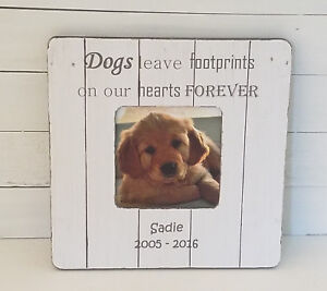 Pet Frames Dog Frame Pet Memorial Dog Memorial Pet Gifts Ebay