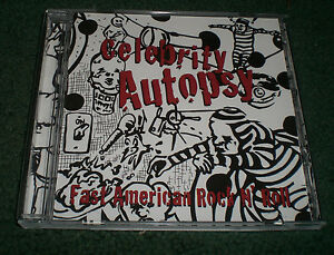 Fast-American-Rock-N-039-Roll-Celebrity-Autopsy-2008-Punk-Rock-CD-FAST-SHIPPING