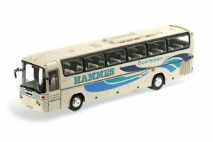 BUS-CAR-Mercedes-Benz-O303-15-RHD-HAMMES-de-1979-au-1-43-de-Minichamps