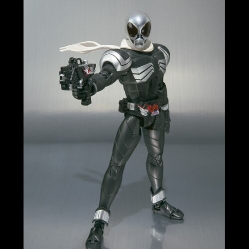 S.H.Figuarts Kamen Rider W Kamen Rider Skull Crystal Action Figu... FROM JAPAN