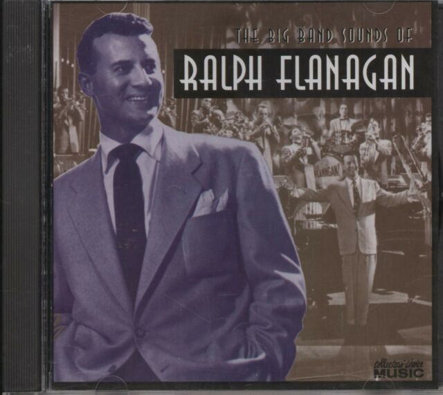 The Big Band Sounds Of Ralph Flanagan (CD Album)