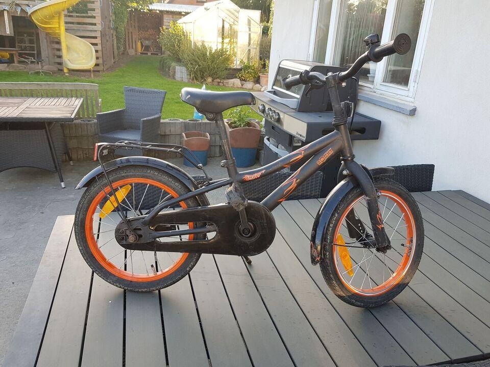 Drengecykel, classic cykel