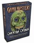 Gamemastery Item Cards Carrion Crown Deck 9781601253217 by Paizo Staff Games