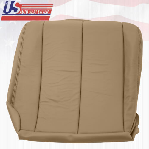 2004 Driver Side Bottom Leather Seat Cover Tan Fits Nissan Murano S SE SL Sport