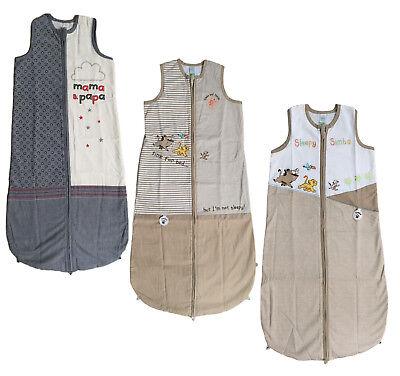 Kids Sleeping Bags Baby Boy Girls Ex Store Disney 0.5 Tog Summer 6m - 7years New