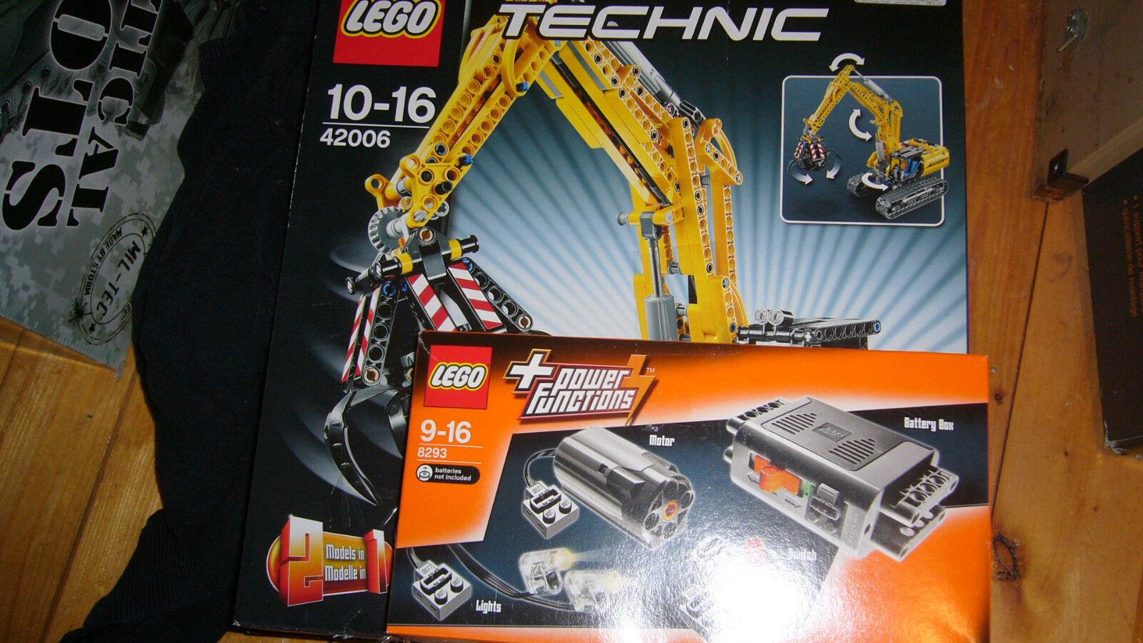 NEW LEGO Technic mobili pesanti gru 42009 tecnica CITY NUOVO Crawler Crane Top