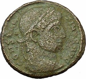 Constantine-I-The-Great-320AD-Ancient-Roman-Coin-Wreath-of-sussess-i35104