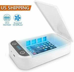 UV-Ultraviolet-Cell-Phone-Sterilizer-Sanitizer-Box-Disinfection-Case-Cleaner-UVC