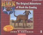 The Original Adventures of Hank the Cowdog by John R Erickson (CD-Audio, 2002)