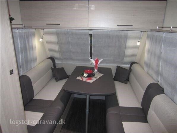 Caravelair Antares Style 335, 2018, kg egenvægt 710