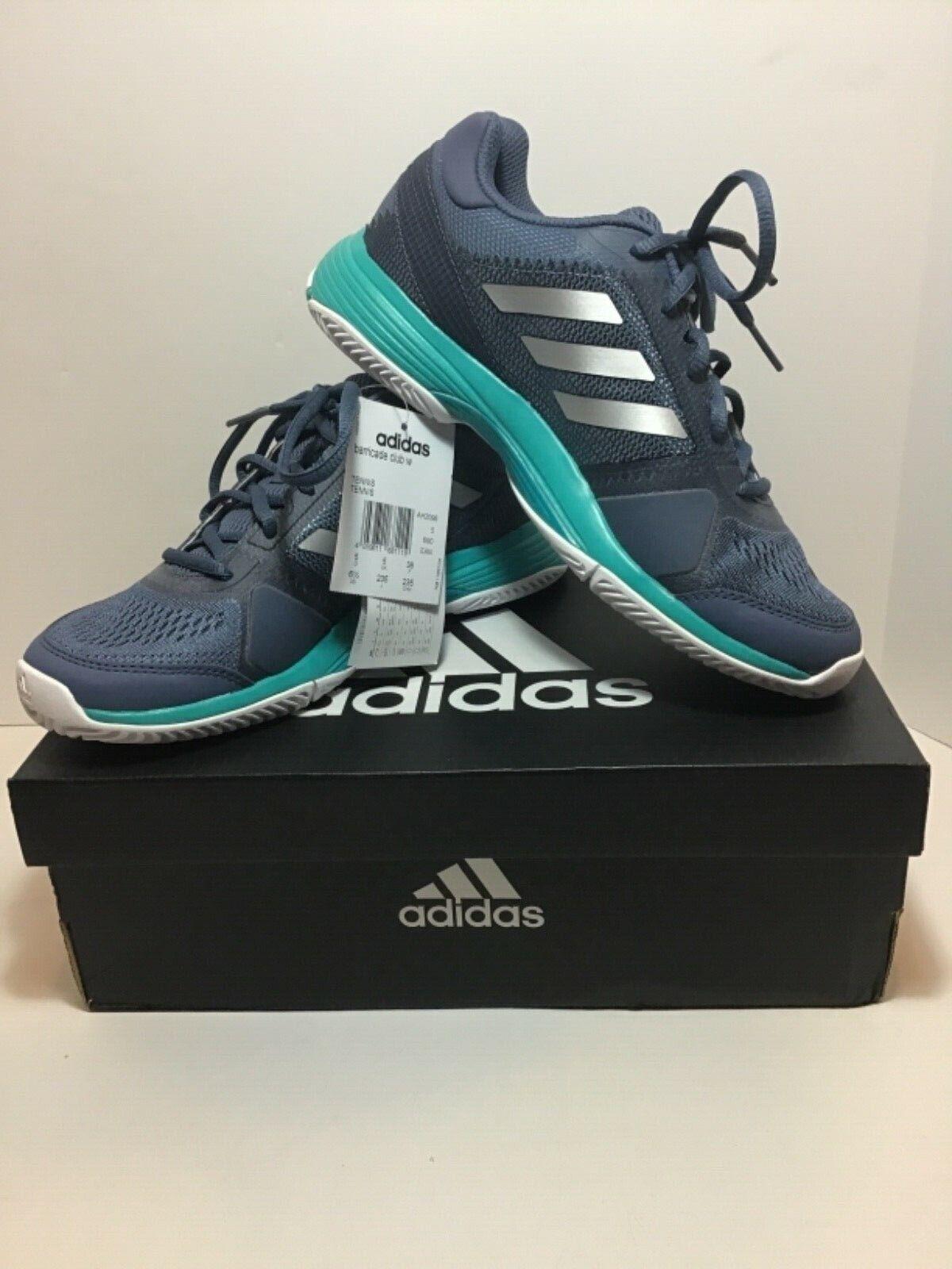 Para mujer  2 Adidas Zapatos barricada Club Nuevo con etiquetas