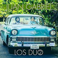 Juan Gabriel - Los Duo 2 [new Cd] on Sale