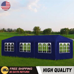 10-039-x30-039-Outdoor-Canopy-Party-Wedding-Tent-Heavy-Duty-Gazebo-Garden-Barbecue-US