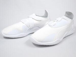 Details zu PUMA Mostro Klett White Weiß Neu Gr:41 Strap Up 362426 Sommer Sneaker avanti