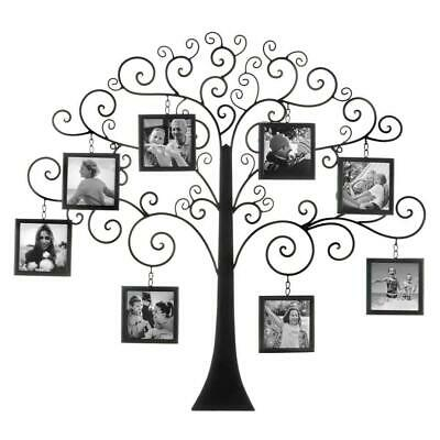 home word sign FAMILY multi photo collage Picture Frame group wall art sculpture