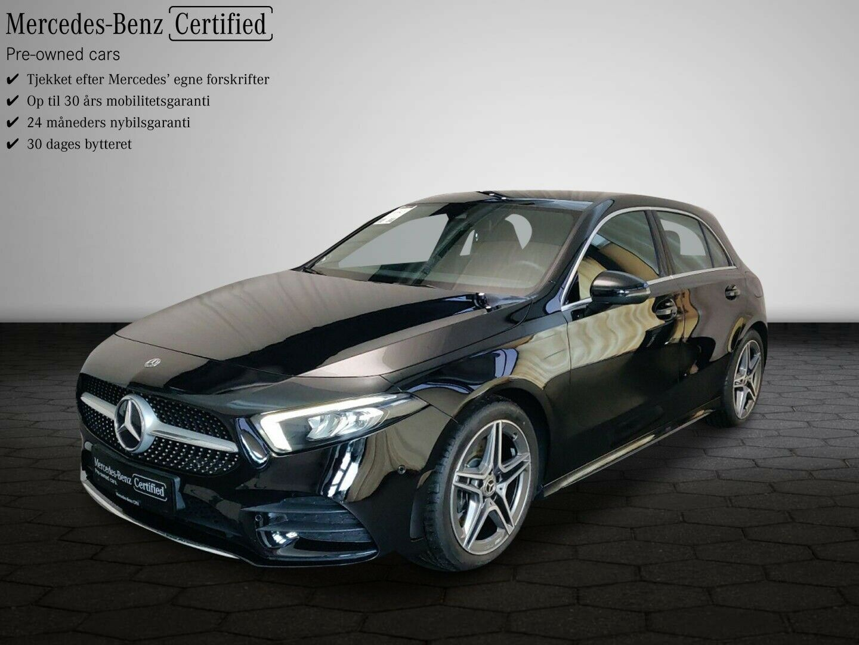 Mercedes A220 2,0 Advantage AMG aut. 4Matic 5d - 399.800 kr.