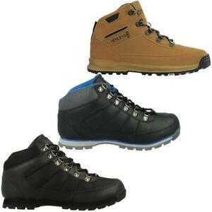 Henleys-unsunghero-Para-hombre-Botas-para-Caminar-Con-Cordones-Zapatos-De-Invierno-Al-Aire-Libre-7