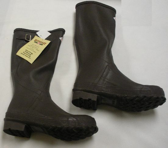Red Ball 88805-11 Size 11 17  Anklefit Rubber Boots NIB 1596