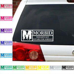 Rated-M-Morbid-Decal-sticker-undertaker-horror-zombie-death-undead