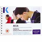 ACCA P4 Advanced Financial Management - Pocket Notes by Kaplan Publishing (Paperback, 2016)