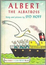 Vintage Children's I Can Read Book ALBERT THE ALBATROSS Syd Hoff