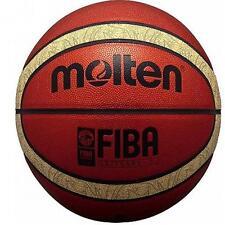 Molten B6T5000 33 Libertria PU Leather Shiny Official Match 12 Panel Basketball