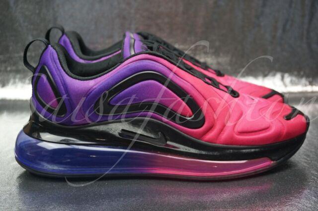 "Nike Air Max 720 ""Sunset"" Hyper GrapeBlack Hyper Pink"