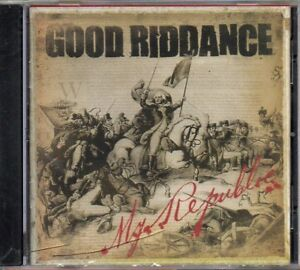 GOOD-RIDDANCE-MY-REPUBLIC-CD-NUOVO-SIGILLATO-BOX-CREPATO