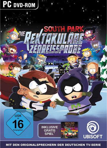 South Park: Die Rektakuläre Zerreißprobe - Gold Edition PC Neu & OVP