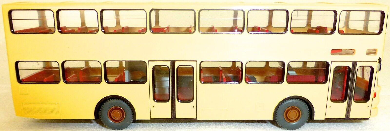 venta con descuento Anax BVG Biplano Man SD 200 Hecho a Mano de de de Wiking Bus 1 87 H0 SCHB4 Å  venta al por mayor barato