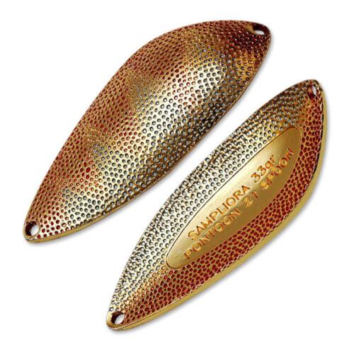 fishing lures Pontoon 21 Sampliora 53mm