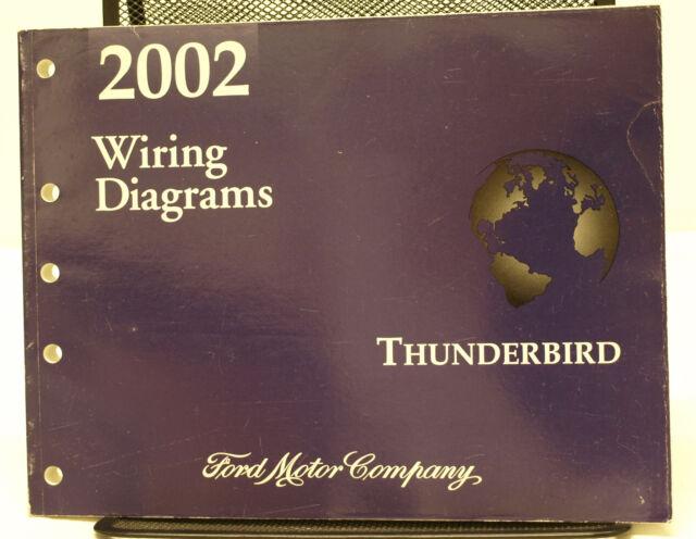 Oem 2002 Ford Thunderbird Wiring Diagram Pg