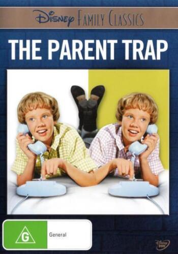 1 of 1 - The Parent Trap (1961) (Disney Family Classics) DVD NEW (Region 4 Australia)
