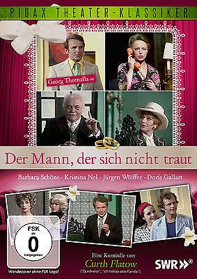 Der Mann der sich nicht traut * DVD Komödie Georg Thomalla Pidax Neu Ovp