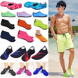 Neopreno-zapatos-agua-Zapatos-Zapatos-para-bano-aquaschuhe-schwimmschuhe-36-38-40-42-43-44