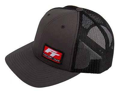 Associated Factory Team Logo Trucker Hat Curved Bill ASCSP435