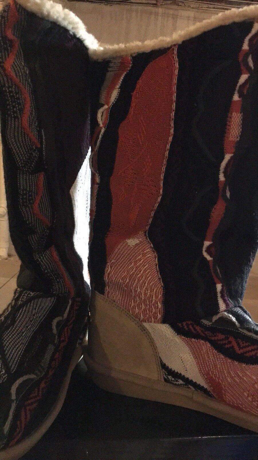 Coogi Tan Boots (Size 10)