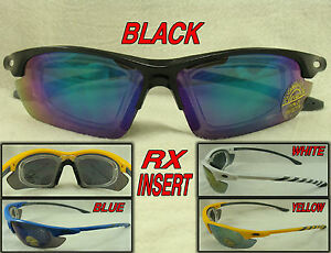 8c78b996b5 Image is loading RX-Adaptable-Wrap-Around-Cycling-Sports-Sunglasses- Prescription-