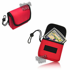 RED CARRY CASE TOMTOM ONE v2 NEW EDITION EUROPE TOM V 2