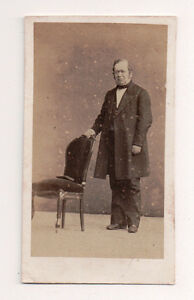 Vintage-CDV-Distinguished-French-Man-Politician-Aristocrat