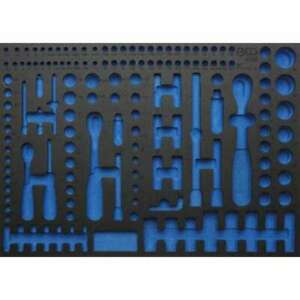 Bgs 4036-1 inserto taller Mecánico 3/3 Vacío para Art.4036