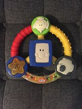 Little Tikes Musical Activity Baby Toddler Toy Lights And Sound GUC