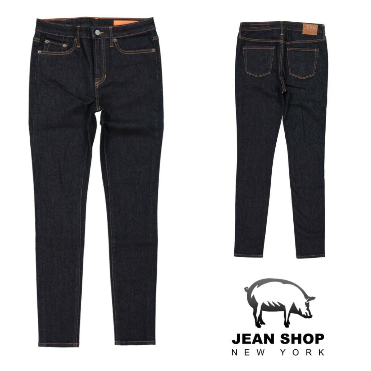The Jean Shop Relaxed Fit Women's Jeans. Size 4   27