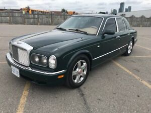 2002 Bentley Turbo